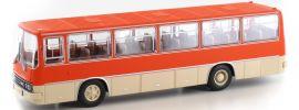 BREKINA 59652 Ikarus 255.71 Reisebus orange beige | Bus-Modell 1:87 online kaufen