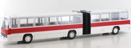BREKINA 59701 Ikarus 280 Gelenkbus weiss rot | Bus-Modell 1:87 online kaufen