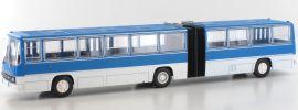 BREKINA 59702 Ikarus 280 Gelenkbus blau weiss | Bus-Modell 1:87 online kaufen