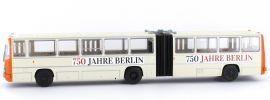BREKINA 59713 Ikarus 280.02 Gelenkbus BVB Berlin | Bus-Modell 1:87 online kaufen