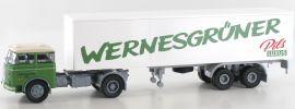 BREKINA 71811 LIAZ 706 Koffer Szg Wernesgrüner Pils | LKW-Modell 1:87 online kaufen