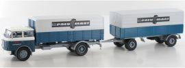 BREKINA 71852 LIAZ 706 Hängerzug Pneumant | LKW-Modell 1:87 online kaufen