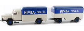 ausverkauft | BREKINA 74514 Büssing 8000 Nivea | LKW-Modell 1:87 online kaufen