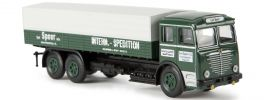 BREKINA 74613 Büssing 12000 PP Carl Speer Spedition | Lkw-Modell 1:87 online kaufen
