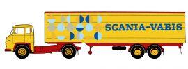 BREKINA 85150 Scania LB 76 Koffer-SZ Scania-Vabis | Modell-Lkw 1:87 online kaufen