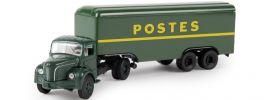 BREKINA 85414 Berliet TLR 8 Koffer-SZ Postes | Modell-Lkw 1:87 online kaufen