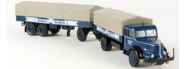 BREKINA 86014 Krupp Titan PP-Zug Dachser Spedition | Lkw-Modell 1:87 online kaufen
