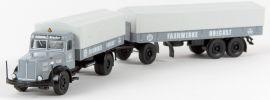 BREKINA 86208 Faun L 8 L PP-Zug Farbwerke Hoechst | Lkw-Modell 1:87 online kaufen