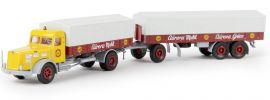 BREKINA 86210 Faun L8 L PP-Zug Aurora Mehl | Modell-Lkw 1:87 online kaufen