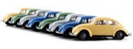 BREKINA 90457 VW Export Käfer | 8 Stück | Auto-Modell 1:87 online kaufen