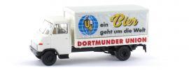 BREKINA 93761 Hanomag-Henschel F 55 Dortmunder Union | LKW-Modell 1:87 online kaufen