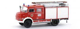 BREKINA 94729 Mercedes LAF 1113 TLF 16 Feuerwehr | Blaulichtmodell 1:87 online kaufen