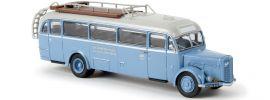 BREKINA 58072 Saurer BT 4500 Bus ÖBB | Starline | Modell-Bus 1:87 online kaufen