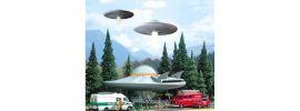 BUSCH 1010 UFO Bausatz Spur H0 online kaufen