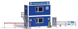BUSCH 1029 THW Container Set Bausatz Spur H0 online kaufen