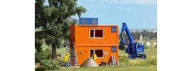 BUSCH 1036 Baustellen-Container | 2 Stück | Bausatz Spur H0 online kaufen