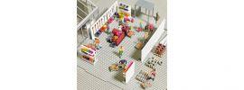 BUSCH 1128 Gartencenter Einrichtung Bausatz 1:87 online kaufen