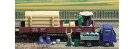 BUSCH 1132 Ladegut Fertigmodell Spur H0 online kaufen
