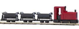 BUSCH 12010 Feldbahn Startset mit Kipploren Spur H0f online kaufen