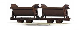 BUSCH 12215 Verrostete Kipploren   2 Stück   Spur H0f online kaufen