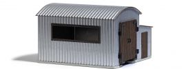 BUSCH 12382 Wellblech Lokschuppen für Feldbahnen Bausatz Spur H0 online kaufen
