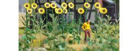 BUSCH 1261 Riesen-Sonnenblumen mit Grundplatte Bausatz Spur H0 online kaufen