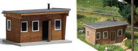 BUSCH 1394 Holz-Bungalow LaserCut Bausatz Spur H0 online kaufen
