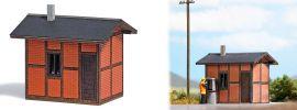BUSCH 1621 Rangiererbude LaserCut Bausatz Spur H0 online kaufen