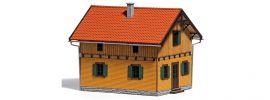 BUSCH 1426 Bahnwärterhaus LaserCut Bausatz Spur H0 online kaufen