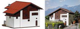BUSCH 1442 Schweizer Wohnhaus Heidihaus Bausatz Spur H0H0 online kaufen