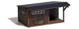 BUSCH 1518 Schweinestall Laser-Cut Bausatz 1/87 online kaufen