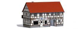 BUSCH 1530 Landmetzgerei Adler LaserCut Bausatz Spur H0 online kaufen