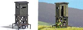 BUSCH 1565 Fahrbarer Hochsitz Echtholz-Bausatz Spur H0 online kaufen