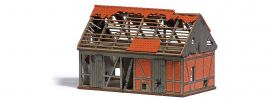 BUSCH 1669 Verfallene Stallung Jagdschloss Stern LaserCut Bausatz 1:87 online kaufen