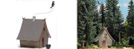 BUSCH 1679 Hexenhaus mit fliegender Hexe LaserCut Bausatz 1:87 online kaufen