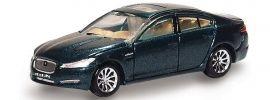 BUSCH 200129078 Jaguar XF dunkelgrün Modellauto 1:160 online kaufen