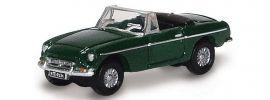 BUSCH 200133822 MGB Roadster grün Automodell 1:160 online kaufen