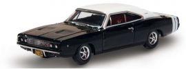 BUSCH 201133419 Dodge Charger schwarz weiss Automodell 1:87 online kaufen