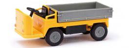 BUSCH 210009303 Elektrokarre Balkancar mit Kipp-Pritsche gelb Automodell 1:87 online kaufen