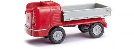 BUSCH 210009613 Multicar M21 Exquisit dunkelrot Automodell 1:87 online kaufen