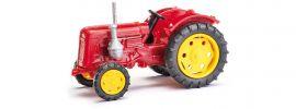 BUSCH 210010108 Traktor Famulus dunkelrot Landwirtschaftsmodell 1:87 online kaufen