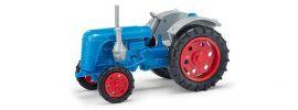BUSCH 210010124 Traktor Famulus blau Landwirtschaftsmodell 1:87 online kaufen
