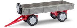 BUSCH Mehlhose 210010205 Anhänger T4 grau Landwirtschaftsmodell 1:87 online kaufen