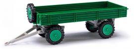 BUSCH 210010208 Anhänger T4 mit Ersatzrad grüne u gelbe Felgen Landwirtschaftsmodell 1:87 online kaufen