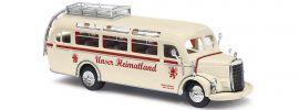 BUSCH 41010 Mercedes-Benz O3500 Unser Heimatland Busmodell 1:87 online kaufen