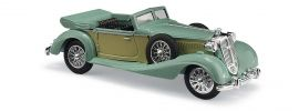 BUSCH 41335 Horch 853 Cabrio offen grün Automodell 1:87 online kaufen
