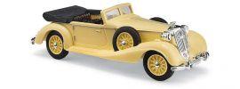 BUSCH 41337 Horch 853 Cabrio offen gelb Automodell 1:87 online kaufen