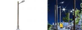 Busch 4154 Strassenlampe mit Holzmast Höhe 90mm Fertigmodell Spur H0 online kaufen