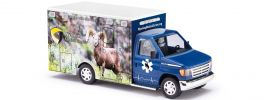 BUSCH 41844 Ford E-350 Wyoming Nr. 4 Bighorn sheep | Lkw-Miniatur 1:87 online kaufen