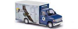 BUSCH 41846 Ford E-350 Wyoming Nr.6 »Eagle« | Automodell 1:87 online kaufen